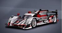 Audi R18 e-Tron hybrid quattro