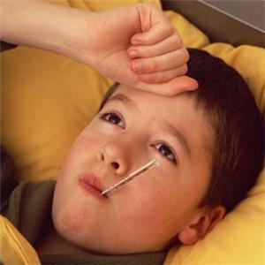 child-fever - الحصبة.... اسبابها وأعراضها