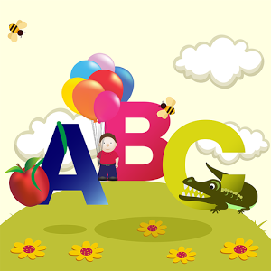 ABC Flashcards For Kids by futureThreads