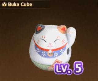 Trik Cara Enhance Lucky Cat Cube Naik Level 5 di Get Rich Gratis