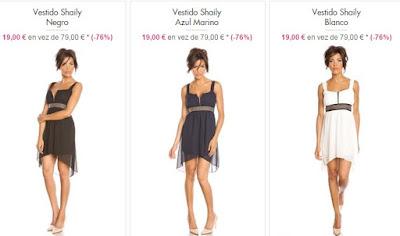 Vestidos menos 20 euros