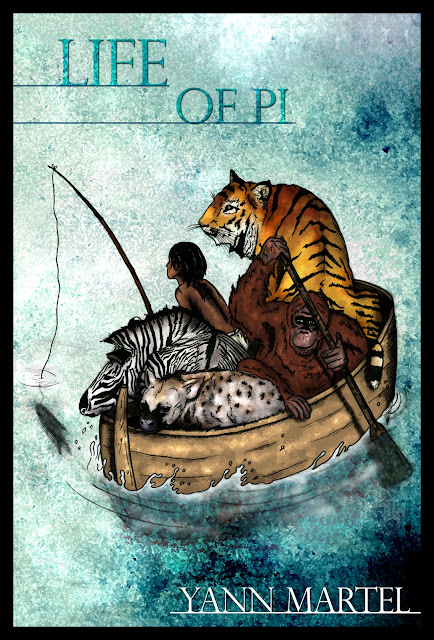 LIFE OF PI by Yann Martel (2003, 9 CD's, Unabridged) NEW SEALED!