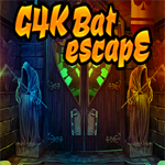 Play Games4King Bat Escape