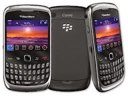 Blackberry Curve 9300 3G - Black