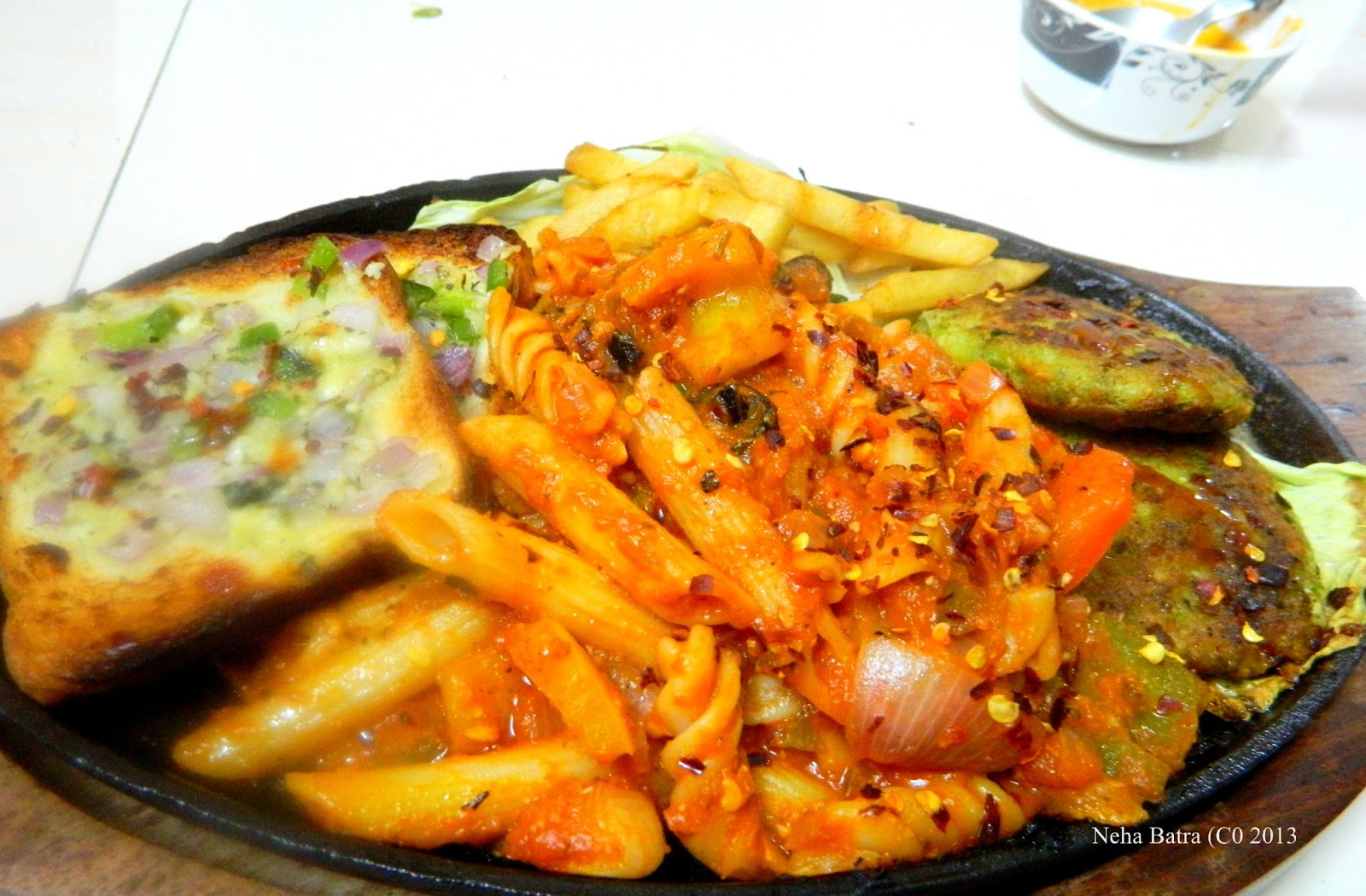 Foodies italian sizzler italian sizzler forumfinder Image collections