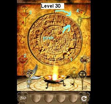 100 gates level 31