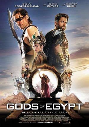 Download Gods of Egypt (2016) 720p HDTS HQ Hive 800MB - SHERiF