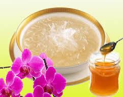yến sào chưng mật ong thơm ngon bổ dưỡng