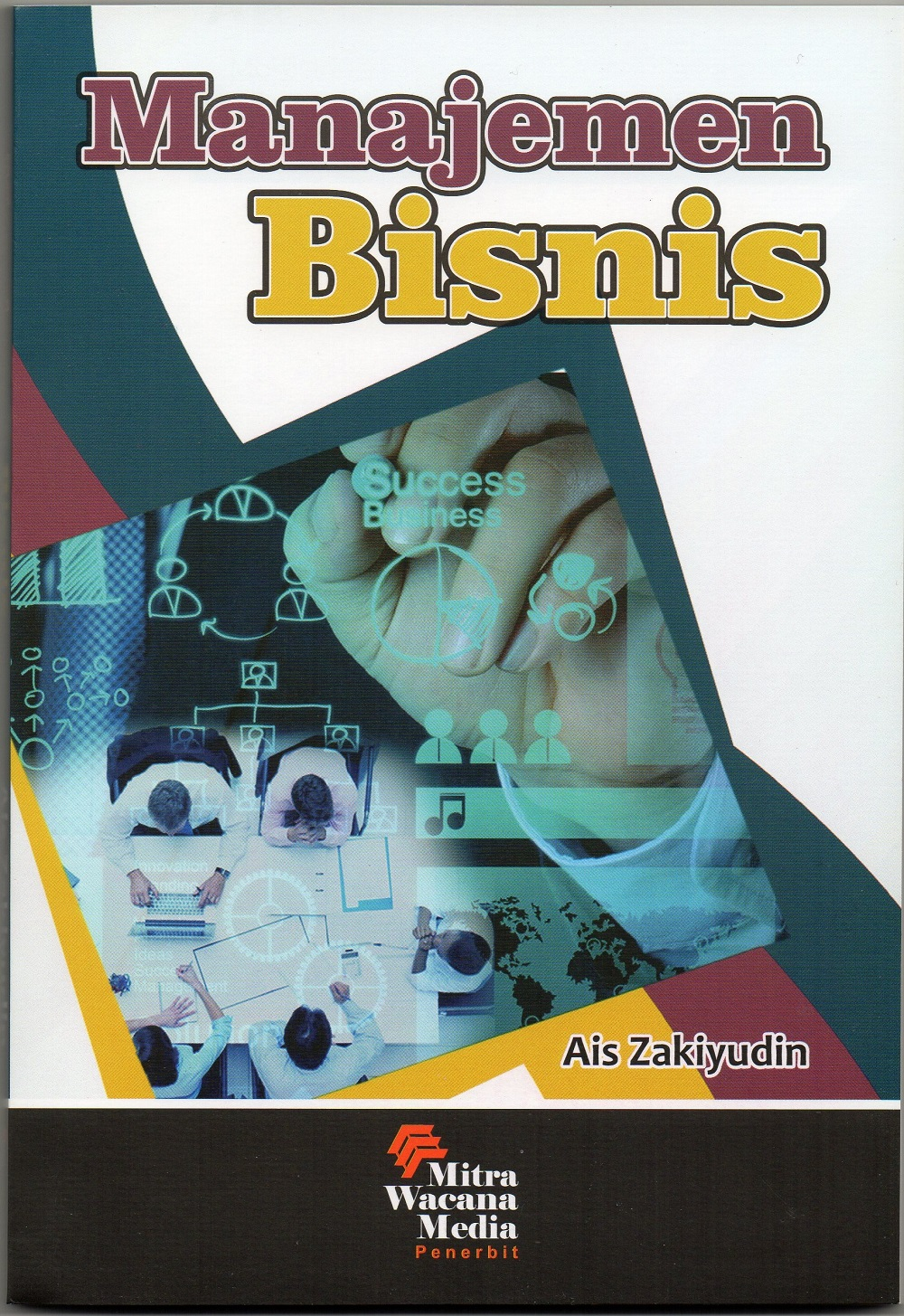Buku: Manajemen Bisnis