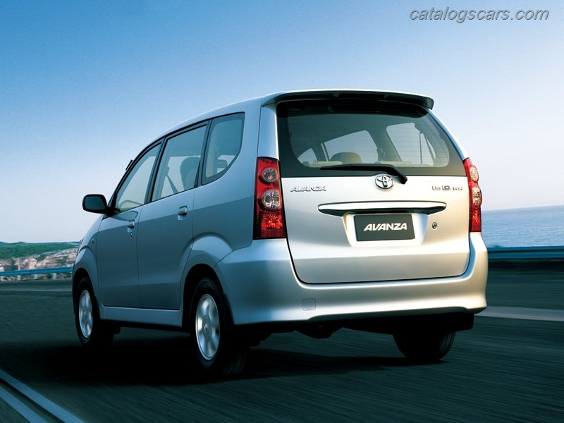 ��� ����� ������ ������ 2013 - ���� ������ ��� ������ ������ 2013 - Toyota Avanza Photos