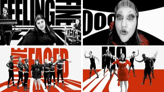 Fotos do clipe Move In The Right Direction Gossip