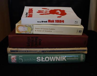 Zdobycze książkowe