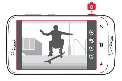 Nokia Lumia 822: 8.0 MP Camera