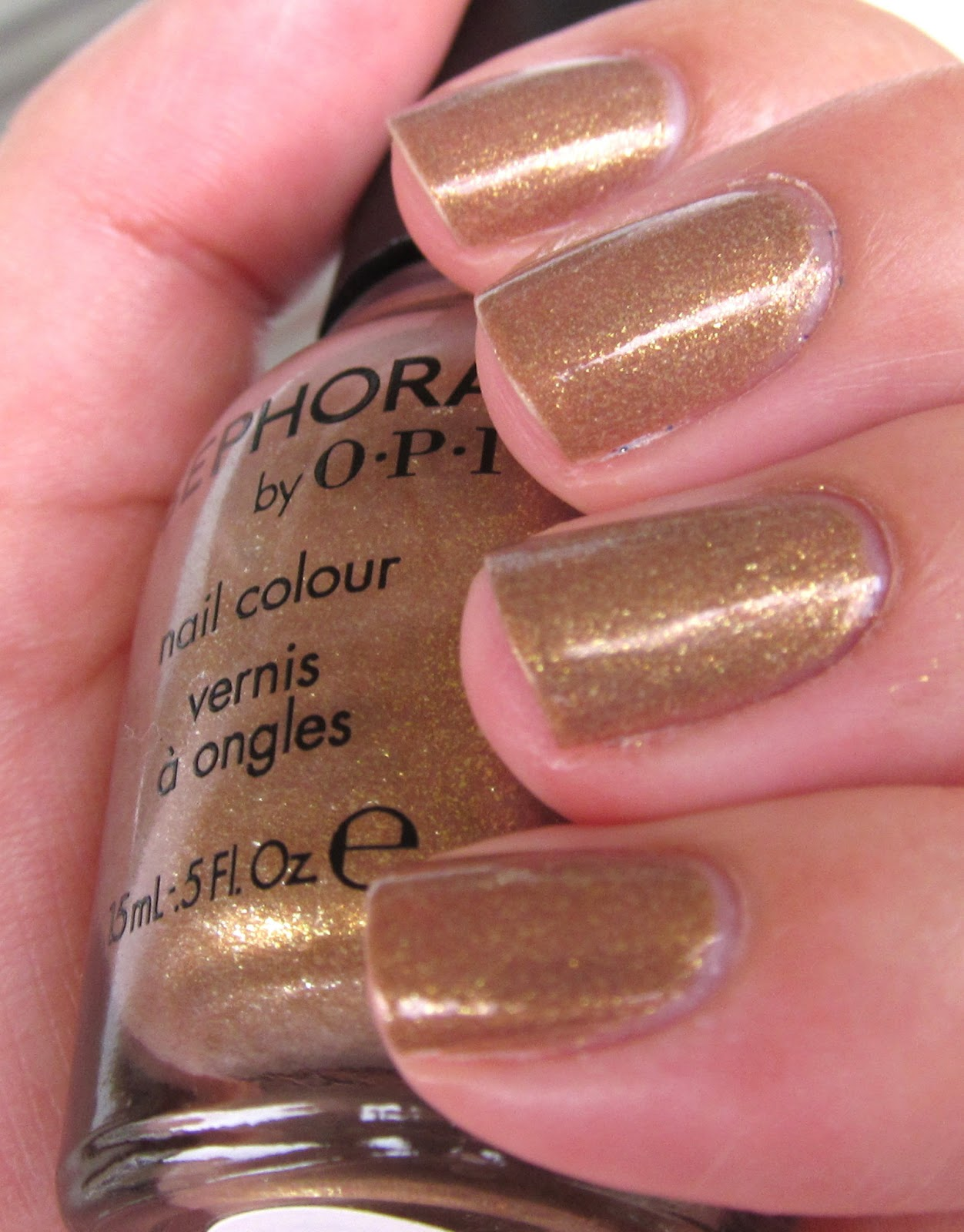 I swatch it, so you dont have to!: Sephora by OPI Its