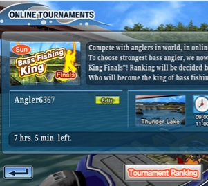 Bass Fishing 3D on the Boat apps
