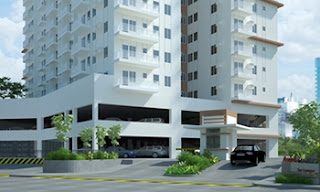 Parking Area at Avida Towers San Lorenzo