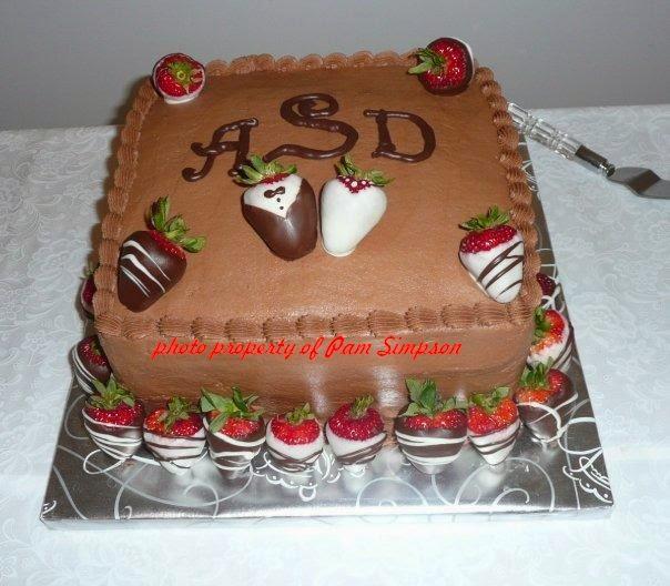Senatobia MS cake