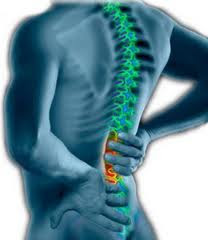 Alpha Do not underestimate back pain.
