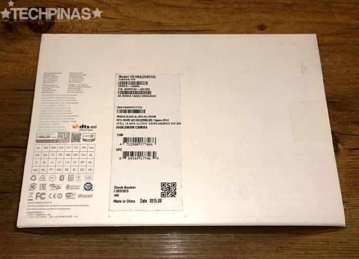 Asus ZenPad S 8.0 Box
