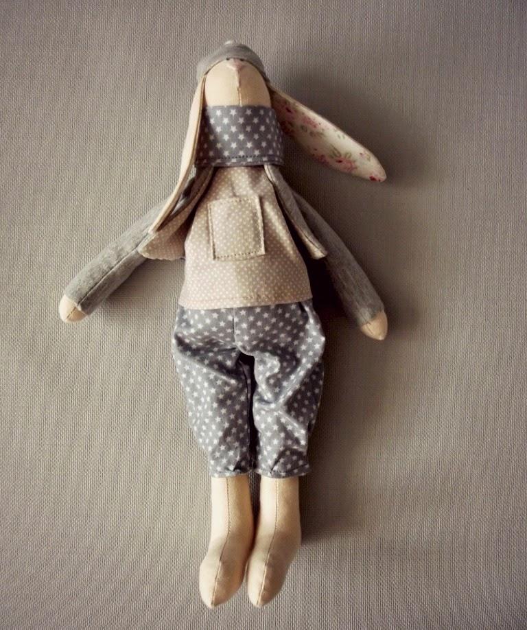 тильда, заяц, ручная работа, игрушки, handmade, купить тильду