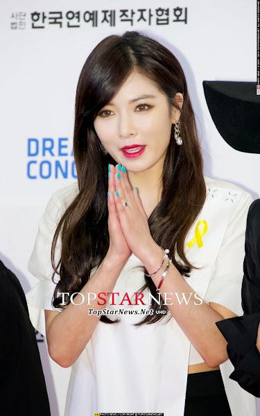 Hyuna Dream Concert 2014