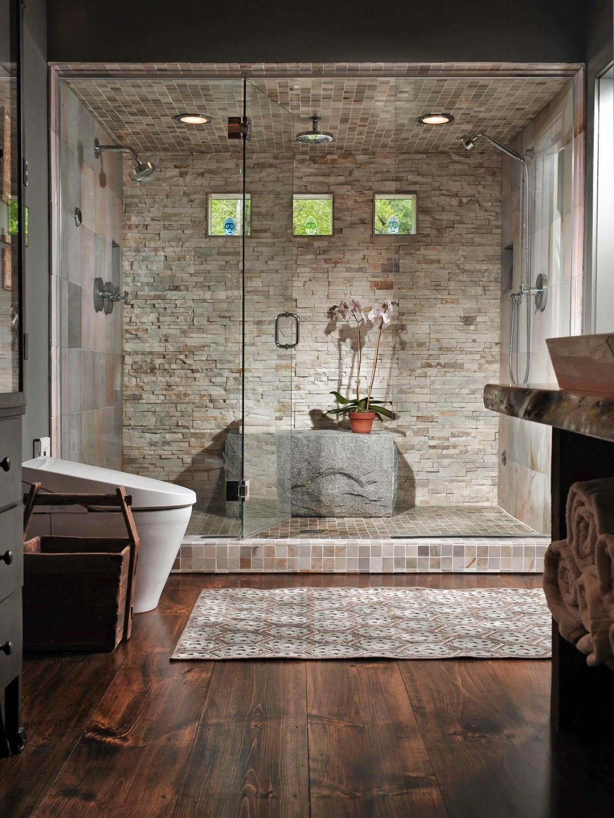 walk in shower ideas for bathrooms nec bathroom circuit for