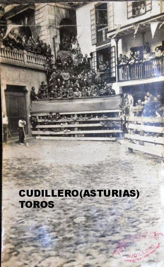 CUDILLERO TOROS