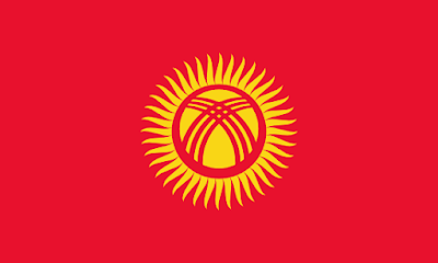 Download Kyrgyzstan Flag Free