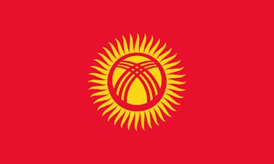 Download Kyrgyzstan Flag Free