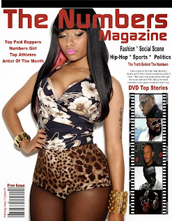 The Numbers Magazine 1st Edition
