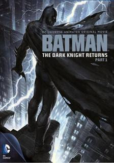 Batman: El Caballero de la Noche Regresa Parte 1 &#8211; DVDRIP LATINO