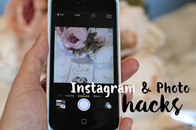 Anna in Wonderland: Photo and Instagram Hacks