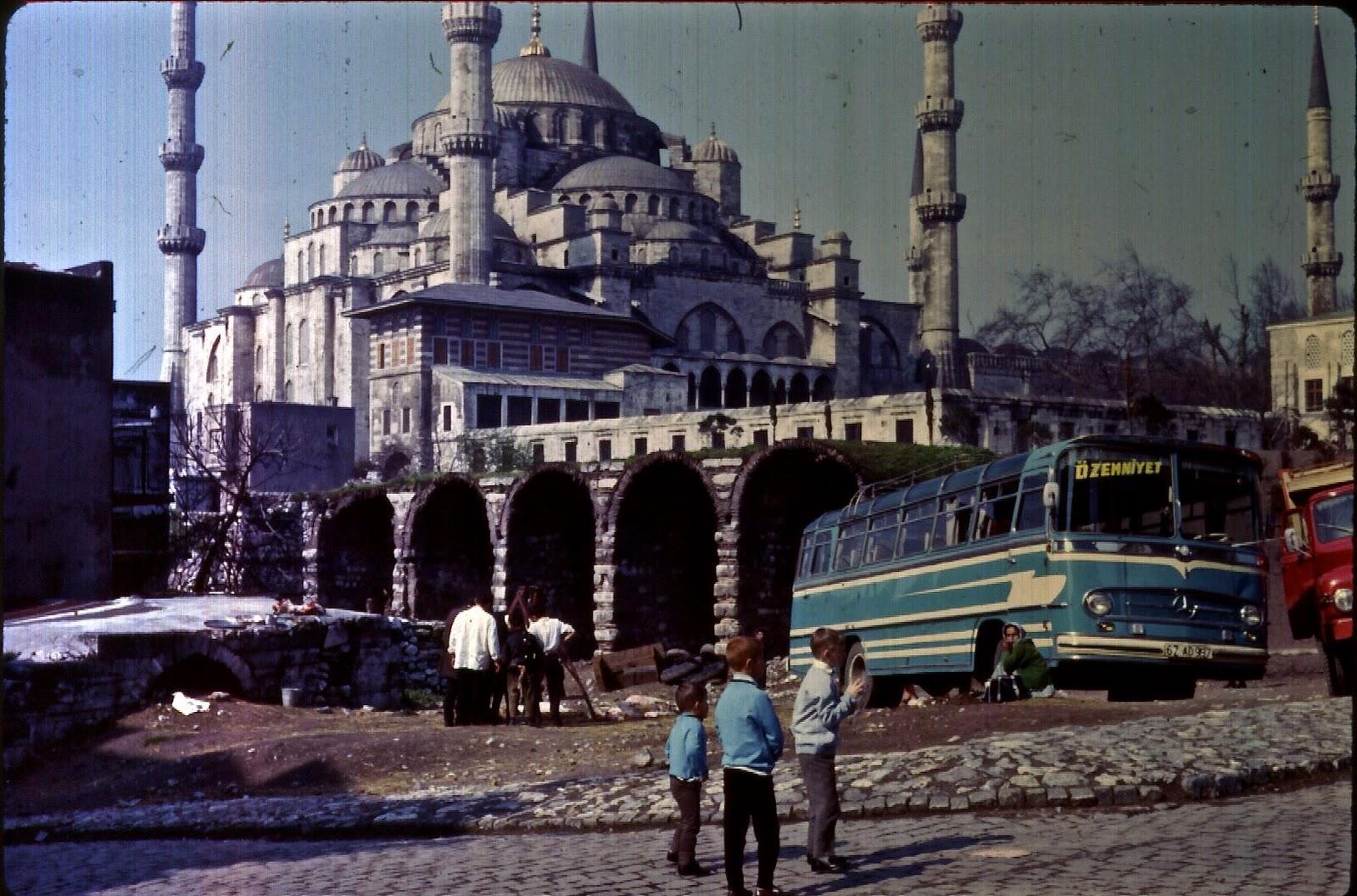 Sultanahmet'ten Ahırkapı'ya | burada istanbul var