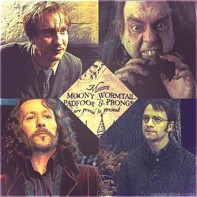 Hogwarts Alumni: April 2013