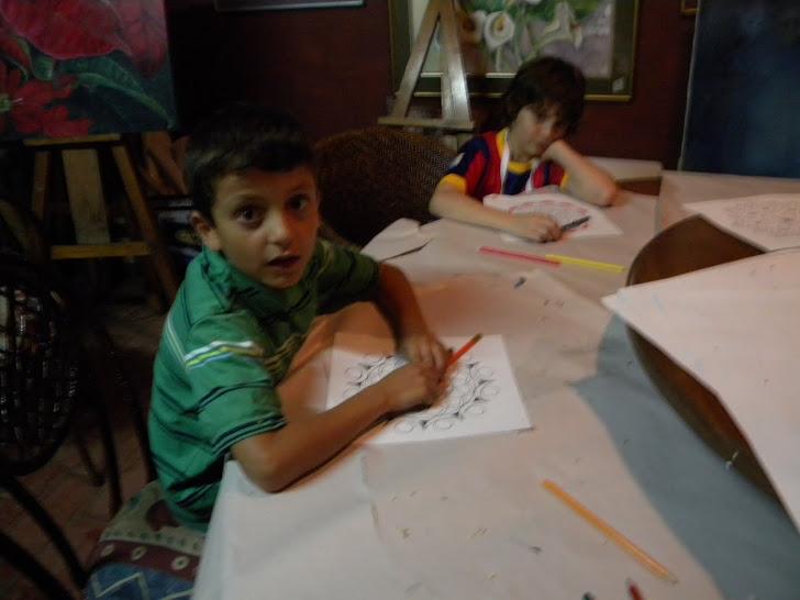 Clases de Arte para ninos