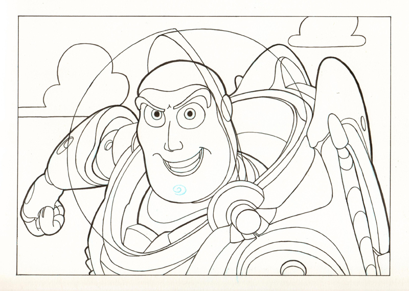 buzz for monkey inks