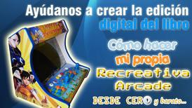 Hablamos con David Provencio, creador del libro 'Cómo hacer mi propia recreativa arcade'