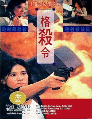 Poster Of Lethal Panther 1990 In Hindi Bluray 720P Free Download