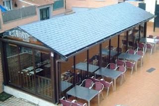 Reformas reformas en tejados y fachadas 607 90 20 80 y for Estructuras metalicas para tejados