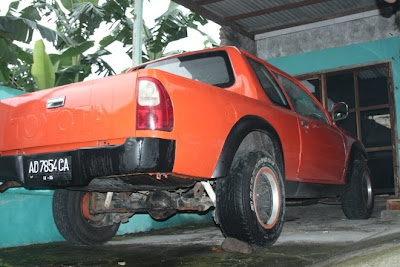 modifikasi sedan tua