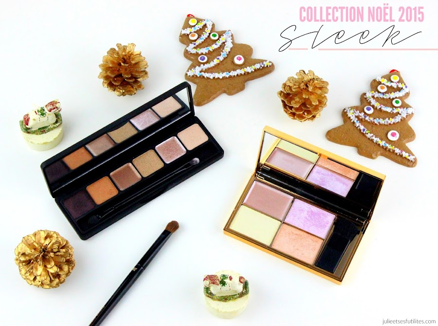 "Collection de Noël #3 | Palette I-lust ""The Gold Standard"" Solstice de Sleek - julieetsesfutilites.com"