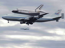 NASA 747 Shuttle Carrier Aircraft (SCA)