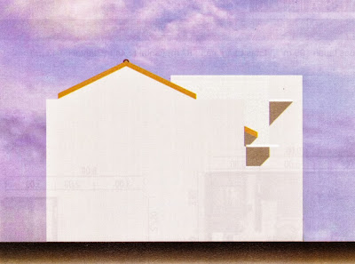 Desain Rumah Nampak Samping Kiri