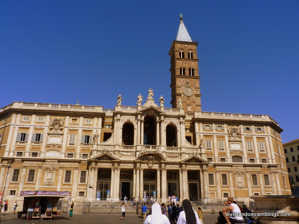 Roman Catholic Church In Italy http://www.vivisrandomramblings.com/2012/07/Best-Places-Must-See-Eternal-City-of-Rome-italy.html