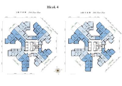 海逸豪園平面圖 Apex Design Company