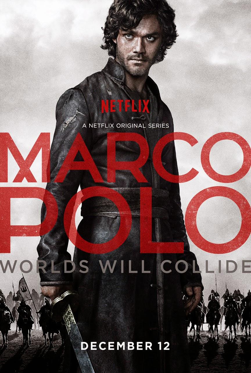 Marco Polo Tv Serie (2014-) ταινιες online seires xrysoi greek subs