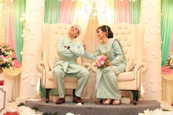 Tema Warna Perkahwinan
