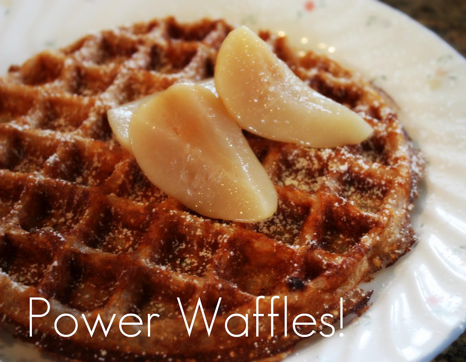 Clawson Live: Power Waffles