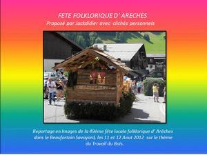 Areches Savoie