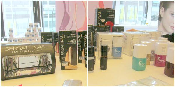 Sensationail - beautypress Blogger Event